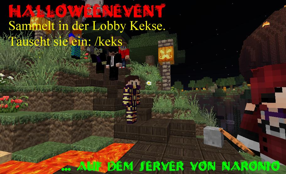 Halloween - das Event!