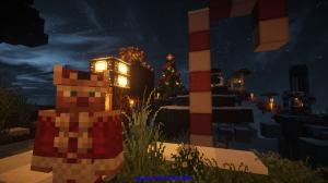 Weihnachtszeit auf unserem Server